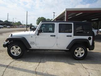 2016 Jeep Wrangler Unlimited Sport Houston, Mississippi 2