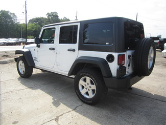 2016 Jeep Wrangler Unlimited Sport Houston, Mississippi 4