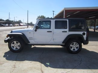 2016 Jeep Wrangler Unlimited Sport Houston, Mississippi 2