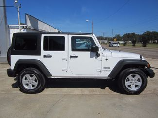 2016 Jeep Wrangler Unlimited Sport Houston, Mississippi 3