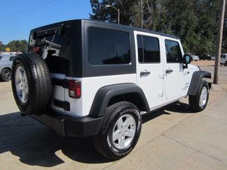 2016 Jeep Wrangler Unlimited Sport Houston, Mississippi 5