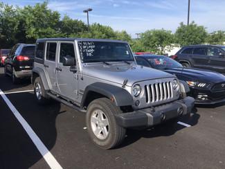 2016 Jeep Wrangler Unlimited in Huntsville Alabama