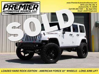 2016 Jeep Wrangler Unlimited Rubicon Hard Rock Jacksonville , FL