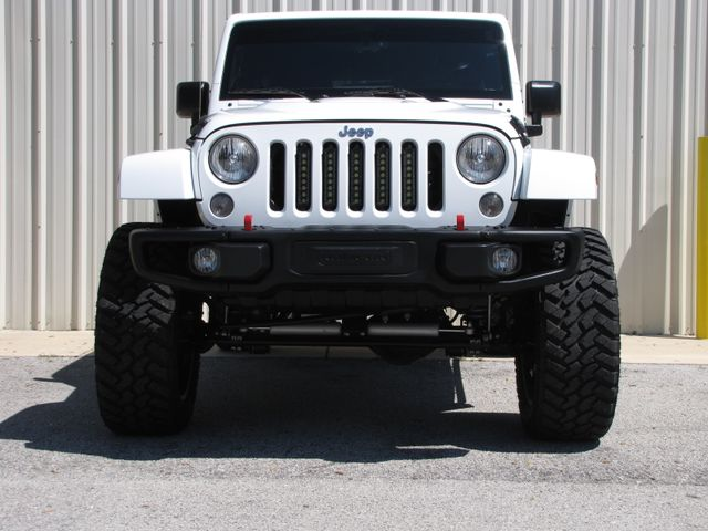 2016 Jeep Wrangler Unlimited Rubicon Hard Rock Jacksonville , FL 12