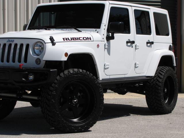 2016 Jeep Wrangler Unlimited Rubicon Hard Rock Jacksonville , FL 13