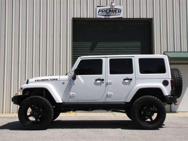 2016 Jeep Wrangler Unlimited Rubicon Hard Rock Jacksonville , FL 6