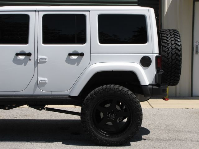 2016 Jeep Wrangler Unlimited Rubicon Hard Rock Jacksonville , FL 8