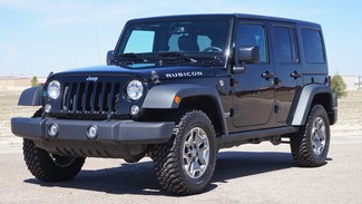2016 Jeep Wrangler Unlimited in Lubbock Texas