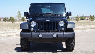 2016 Jeep Wrangler Unlimited Rubicon in Lubbock, Texas