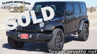 2016 Jeep Wrangler Unlimited Rubicon | Lubbock, Texas | Classic Motor Cars in Lubbock, TX Texas