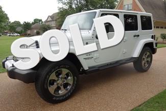 2016 Jeep Wrangler Unlimited in Marion Arkansas