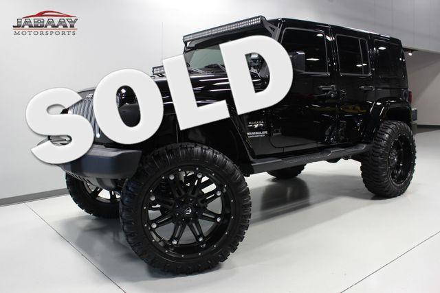2016 Jeep Wrangler Unlimited Sahara Merrillville, Indiana 0
