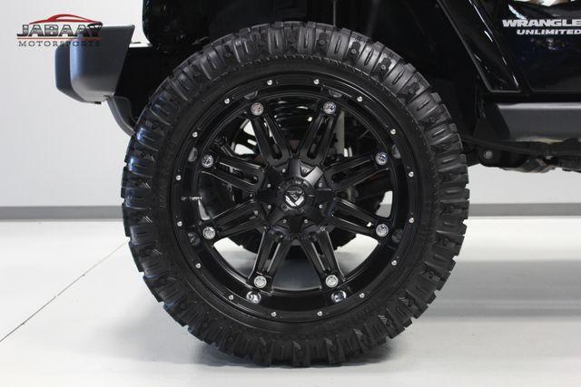 2016 Jeep Wrangler Unlimited Sahara Merrillville, Indiana 45