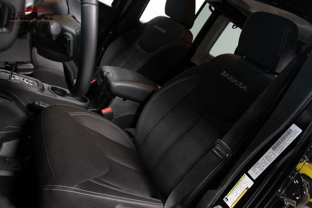 2016 Jeep Wrangler Unlimited Sahara Merrillville, Indiana 11