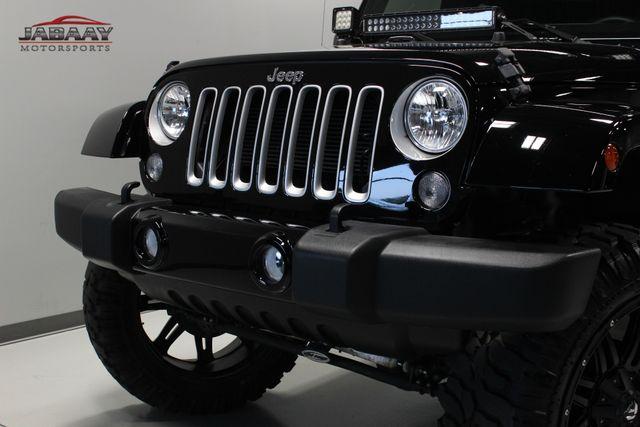 2016 Jeep Wrangler Unlimited Sahara Merrillville, Indiana 29