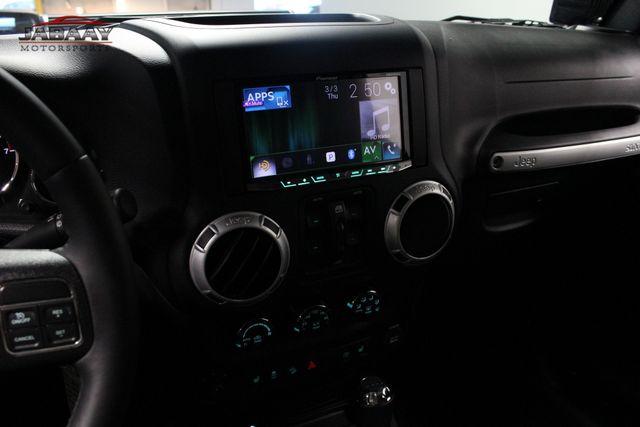 2016 Jeep Wrangler Unlimited Sahara Merrillville, Indiana 19