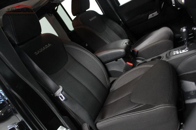 2016 Jeep Wrangler Unlimited Sahara Merrillville, Indiana 14