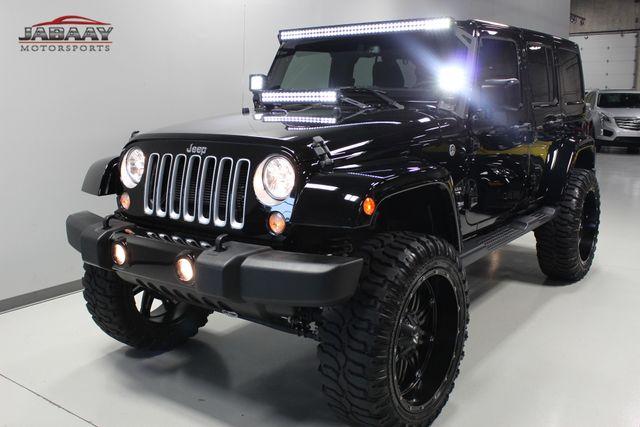 2016 Jeep Wrangler Unlimited Sahara Merrillville, Indiana 31