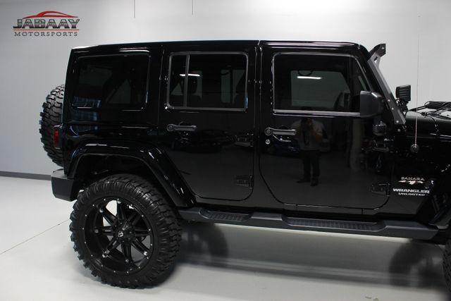 2016 Jeep Wrangler Unlimited Sahara Merrillville, Indiana 39
