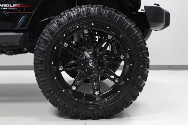 2016 Jeep Wrangler Unlimited Sahara Merrillville, Indiana 48