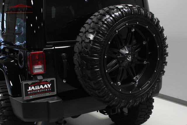 2016 Jeep Wrangler Unlimited Sahara Merrillville, Indiana 32