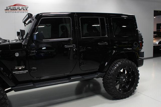 2016 Jeep Wrangler Unlimited Sahara Merrillville, Indiana 34