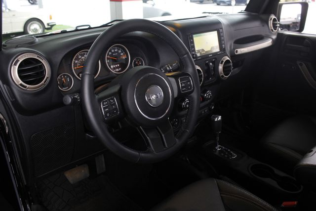 2016 Jeep Wrangler Unlimited 75th Anniversary 4X4 - LIFTED - NAVIGATION! Mooresville , NC 30