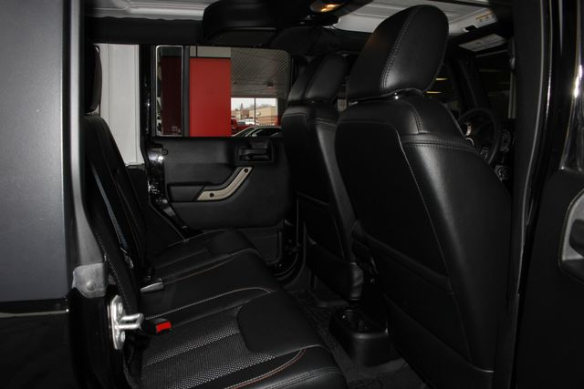 2016 Jeep Wrangler Unlimited 75th Anniversary 4X4 - LIFTED - NAVIGATION! Mooresville , NC 39