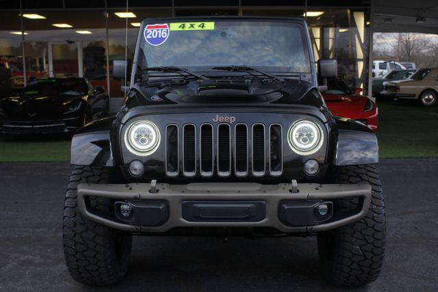 2016 Jeep Wrangler Unlimited 75th Anniversary 4X4 - LIFTED - NAVIGATION! Mooresville , NC 16