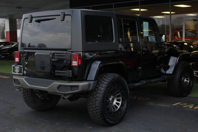 2016 Jeep Wrangler Unlimited 75th Anniversary 4X4 - LIFTED - NAVIGATION! Mooresville , NC 23