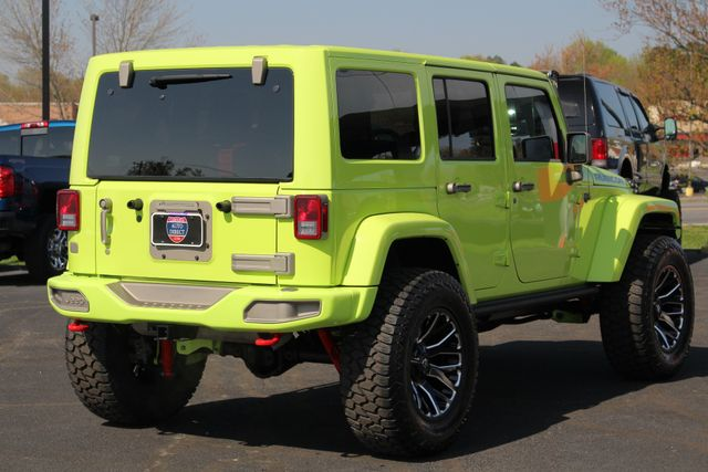 2016 Jeep Wrangler Unlimited Rubicon Hard Rock 4X4 - LIFTED - LOT$ OF EXTRA$!! Mooresville , NC 22