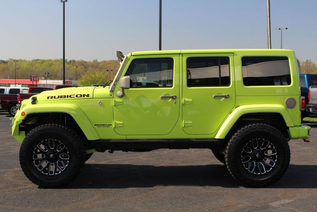 2016 Jeep Wrangler Unlimited Rubicon Hard Rock 4X4 - LIFTED - LOT$ OF EXTRA$!! Mooresville , NC 14