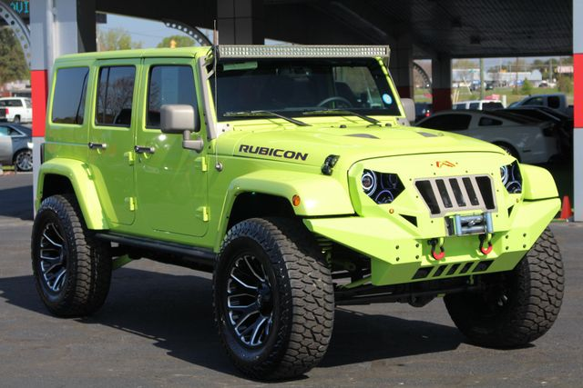 2016 Jeep Wrangler Unlimited Rubicon Hard Rock 4X4 - LIFTED - LOT$ OF EXTRA$!! Mooresville , NC 20