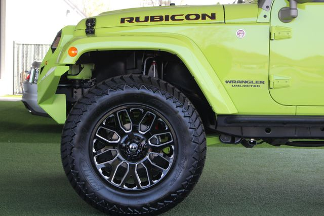2016 Jeep Wrangler Unlimited Rubicon Hard Rock 4X4 - LIFTED - LOT$ OF EXTRA$!! Mooresville , NC 17