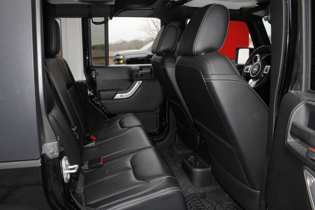 2016 Jeep Wrangler Unlimited Rubicon Hard Rock 4X4 - LIFTED - NAVIGATION! Mooresville , NC 44