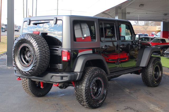 2016 Jeep Wrangler Unlimited Rubicon Hard Rock 4X4 - LIFTED - NAVIGATION! Mooresville , NC 24