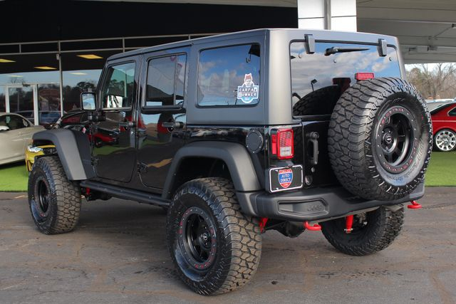 2016 Jeep Wrangler Unlimited Rubicon Hard Rock 4X4 - LIFTED - NAVIGATION! Mooresville , NC 25