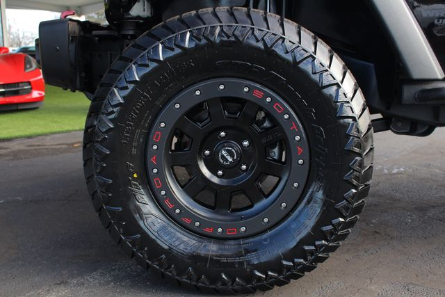2016 Jeep Wrangler Unlimited Rubicon Hard Rock 4X4 - LIFTED - NAVIGATION! Mooresville , NC 21