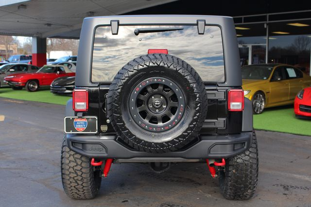 2016 Jeep Wrangler Unlimited Rubicon Hard Rock 4X4 - LIFTED - NAVIGATION! Mooresville , NC 19