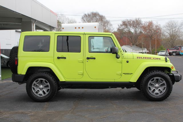 2016 Jeep Wrangler Unlimited Rubicon 4X4 - NAVIGATION - HEATED LEATHER! Mooresville , NC 14