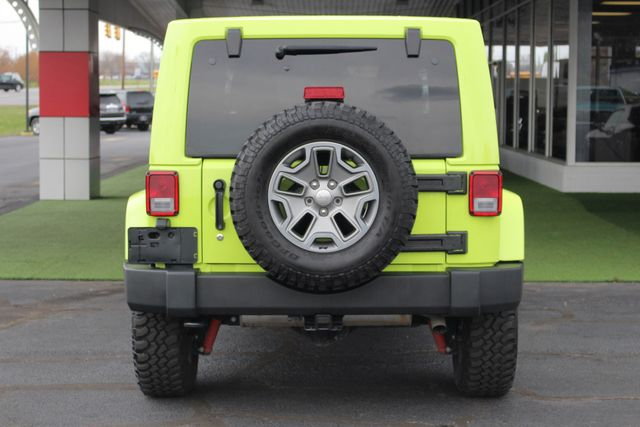 2016 Jeep Wrangler Unlimited Rubicon 4X4 - NAVIGATION - HEATED LEATHER! Mooresville , NC 17