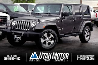 2016 Jeep Wrangler Unlimited in Orem Utah