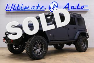 2016 Jeep Wrangler Unlimited Rubicon Hard Rock Custom Orlando, FL