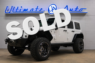 2016 Jeep Wrangler Unlimited Custom Orlando, FL