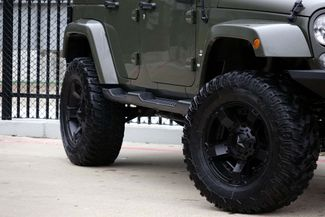 2016 Jeep Wrangler Unlimited Sahara * LIFTED * 35's * Leather * BUMPERS *EXTRAS Plano, Texas 26