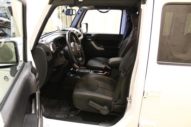 2016 Jeep Wrangler Unlimited Sahara Roscoe, Illinois 18