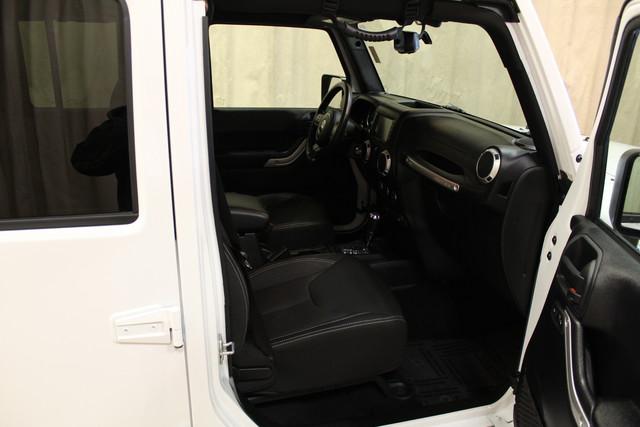 2016 Jeep Wrangler Unlimited Sahara Roscoe, Illinois 20