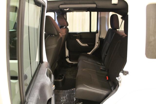 2016 Jeep Wrangler Unlimited Sahara Roscoe, Illinois 26