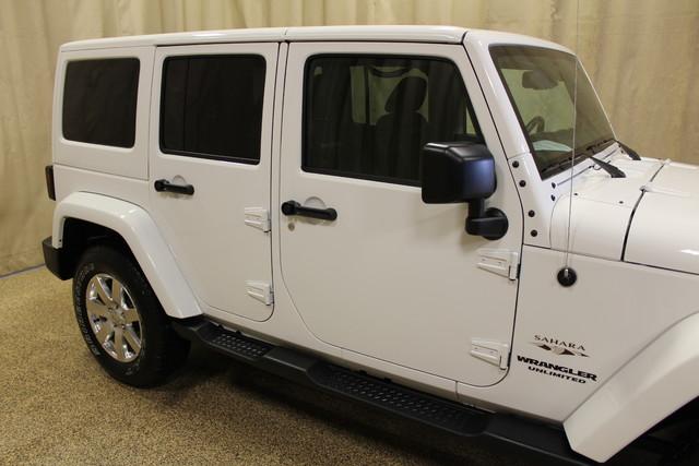 2016 Jeep Wrangler Unlimited Sahara Roscoe, Illinois 5