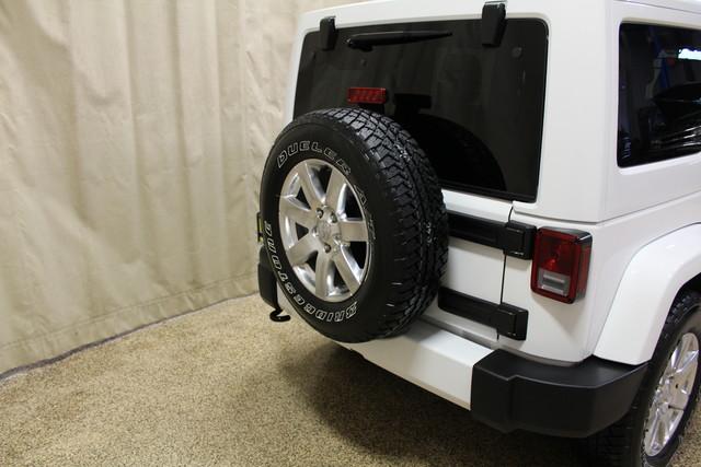 2016 Jeep Wrangler Unlimited Sahara Roscoe, Illinois 8